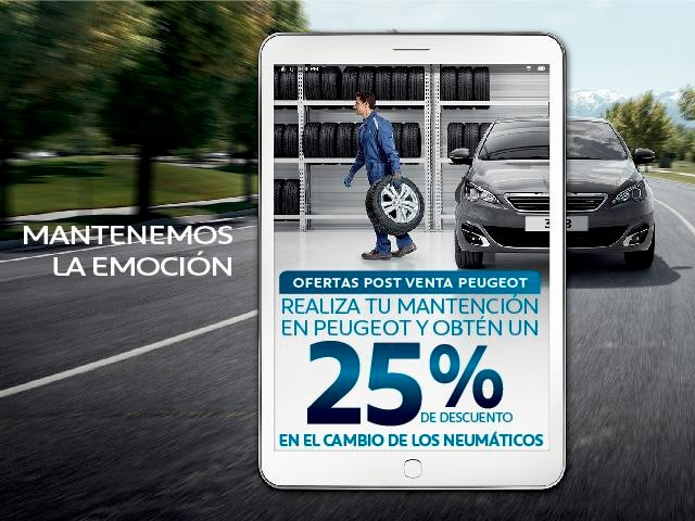 Peugeot Chile Ofertas Destacadas