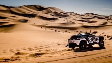 Dakar dunes