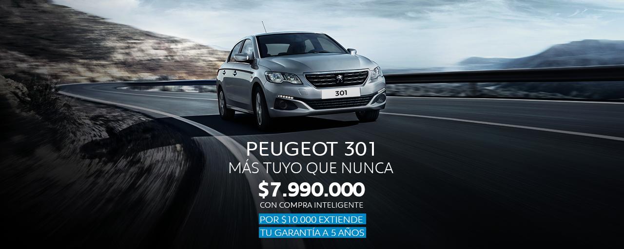 Peugeot Promoción 301