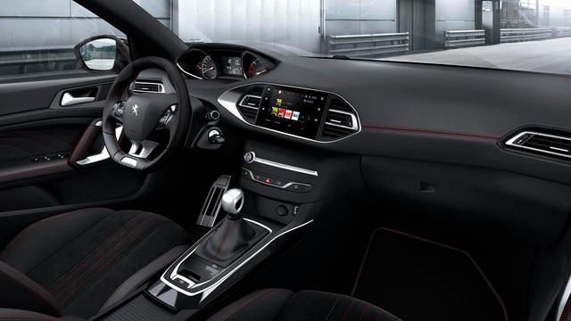 Peugeot i-Cockpit® - Nuevo PEUGEOT 308 GT Line