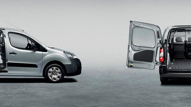 Peugeot partner chile