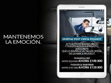 Promociones Post Peugeot