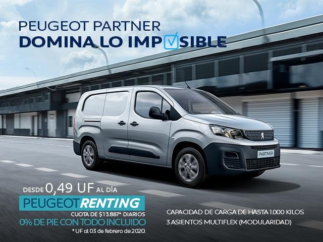 Peugeot Chile VU