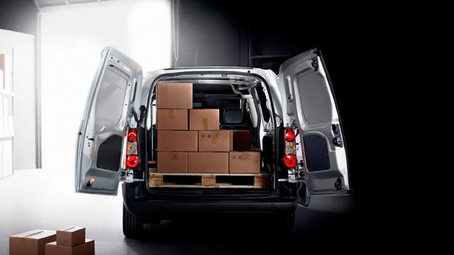 Peugeot Partner Diseño