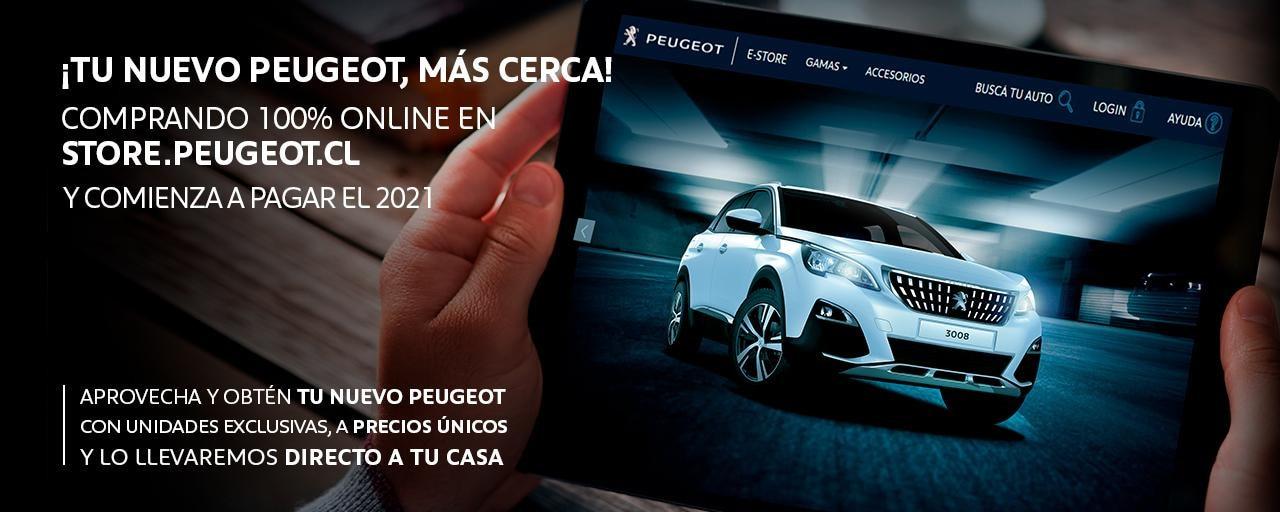 Store Peugeot