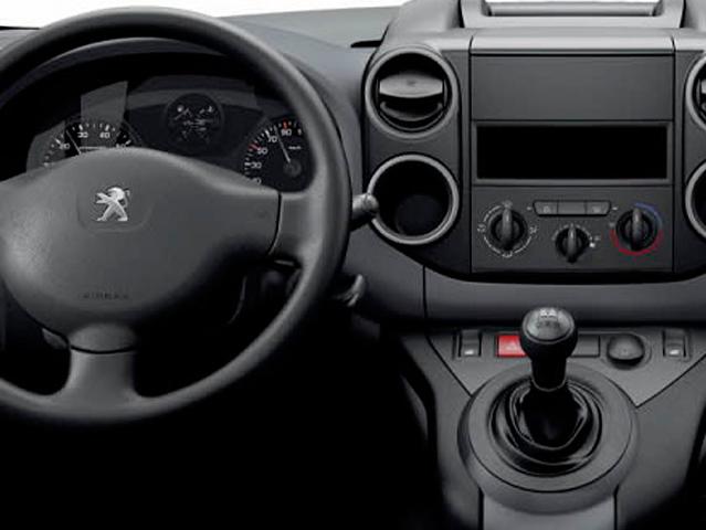 Peugeot Partner Seguridad