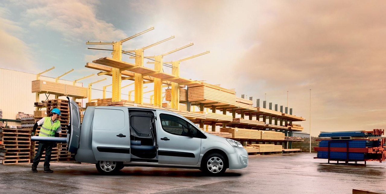 Peugeot Partner Maxi chile
