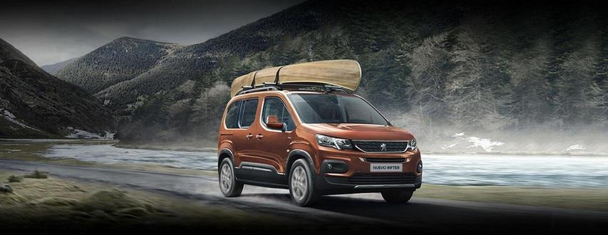 Nueva Peugeot Rifter