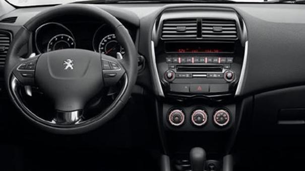 Peugeot 4008 el 4x4 de peugeot cotiza for Interieur 4008 peugeot