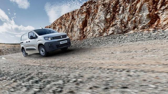Peugeot Partner Dirt
