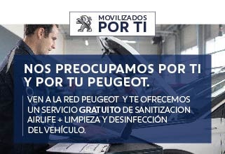 Air Life Peugeot