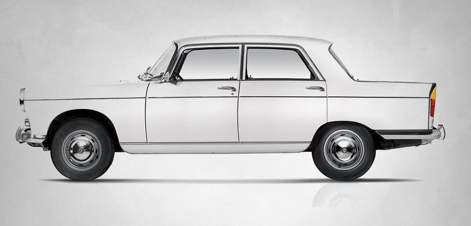 La historia de Peugeot en Chile