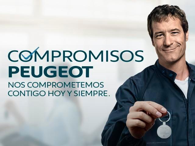 Peugeot Cumple Compromisos
