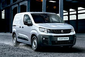 Peugeot utilitarios