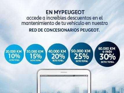 Promociones MyPeugeot Julio