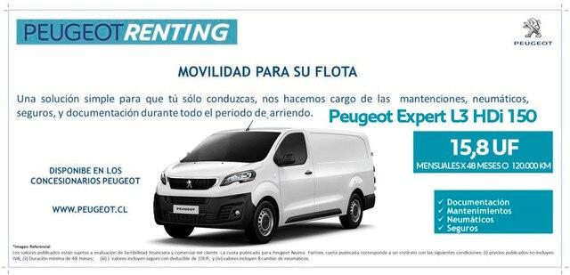 Peugeot Renting