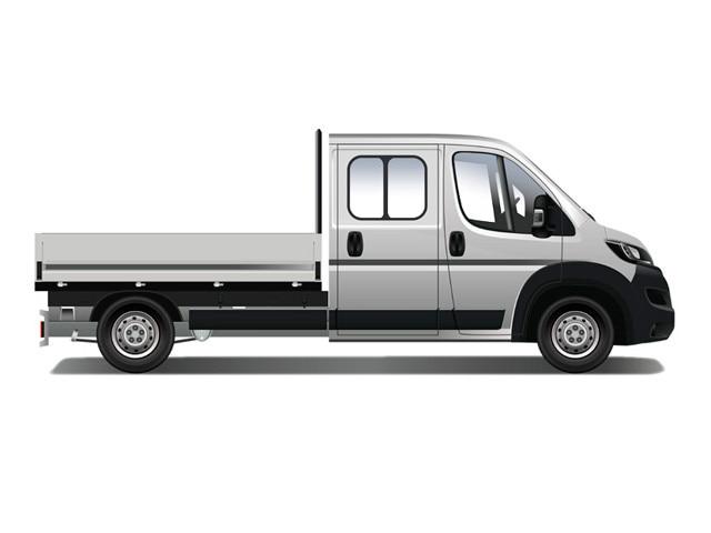 Peugeot boxer doble cabina