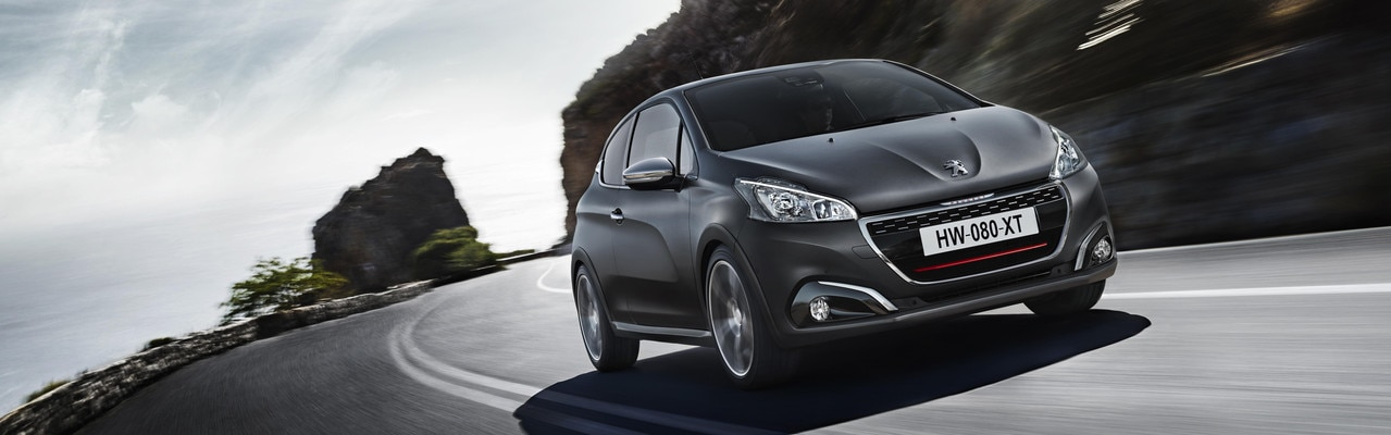 peugeot 208 gti compacto deportivo