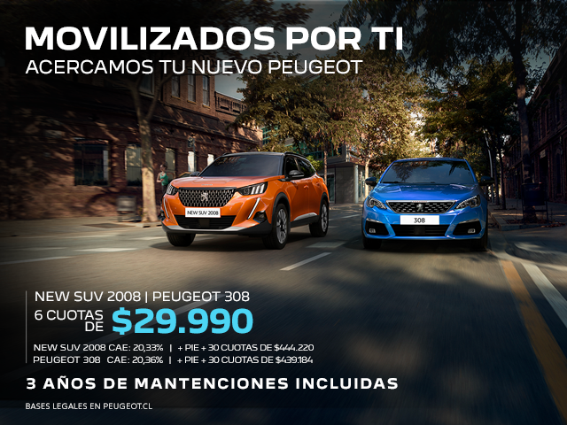 Peugeot Chile