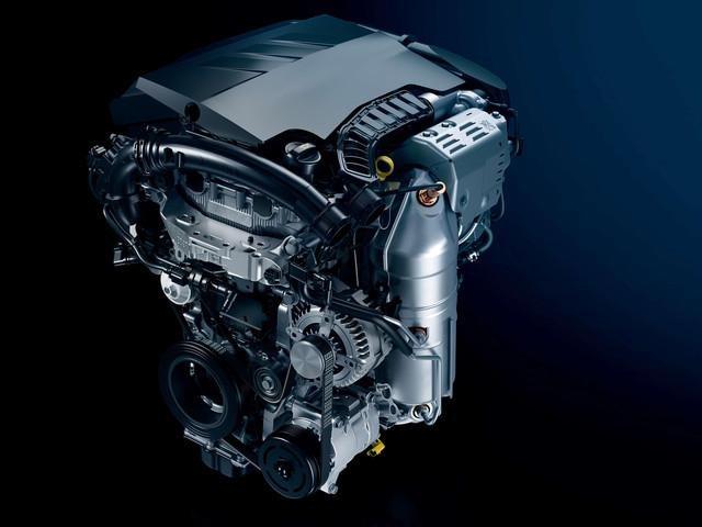 Peugeot 308 Motores BlueHdi