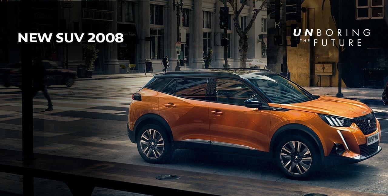 Peugeot Nuevo 2008
