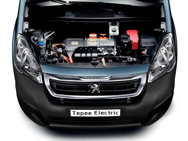 Peugeot Electric Chile