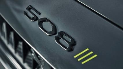 Concept 508 PEUGEOT SPORT ENGENEERED